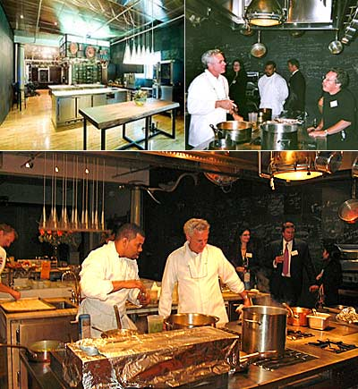 Bouley's Test Kitchens in New York City ~ Bouley and 