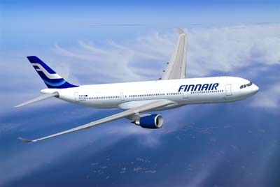Finnair flight